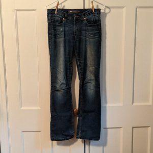 Levi 524 Bootcut Jeans